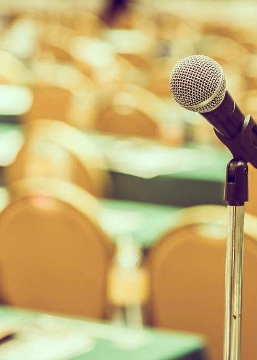 microphone-meeting-room